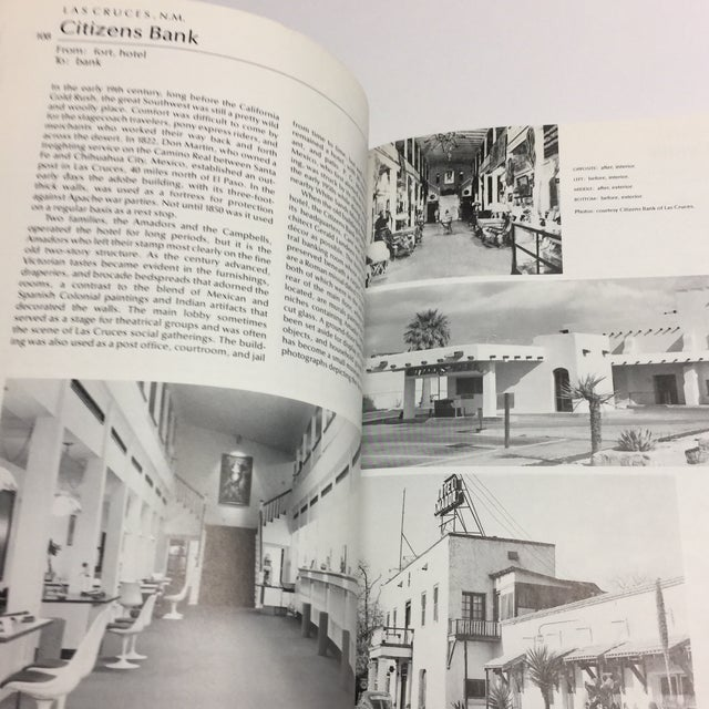 Black 1978 Buildings Reborn Book For Sale - Image 8 of 12