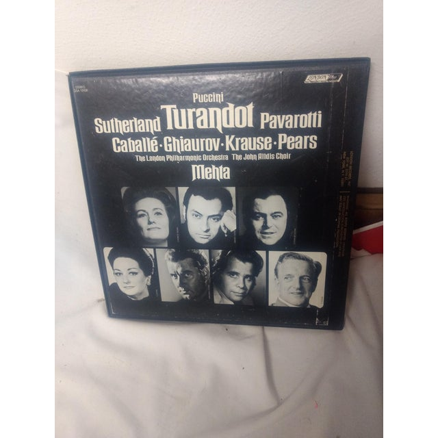 "Starring,,,, ""The London Philharmonic"" There's lot of info to share for this 8 PC Opera Boxed Set. ,. By London Records..."