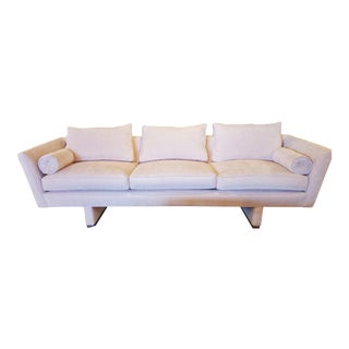 Vintage Edward Wormley Sofa 5485 for Dunbar For Sale