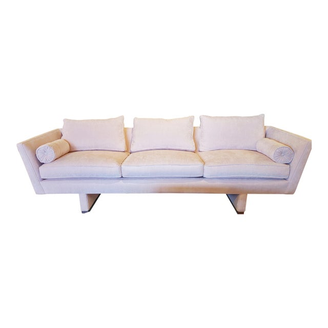 Vintage Edward Wormley Sofa 5485 for Dunbar For Sale