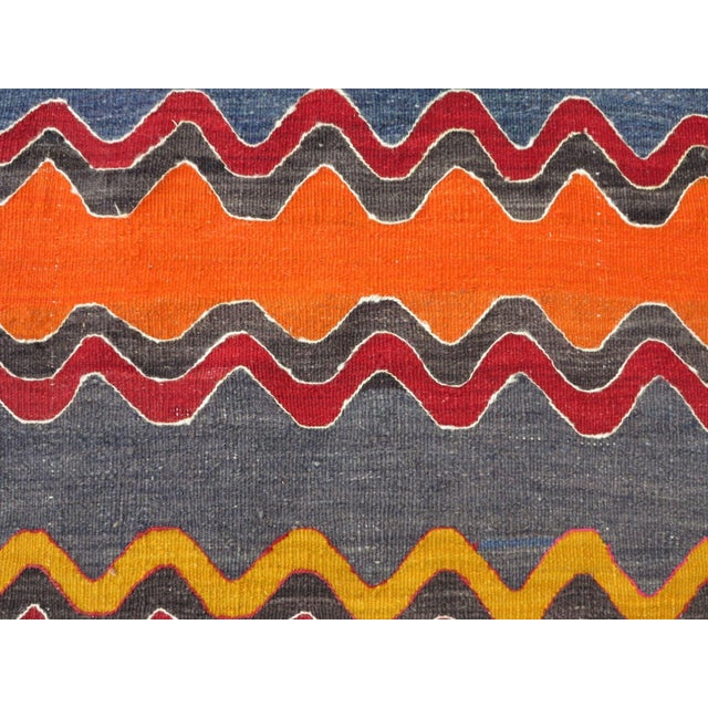Vintage Turkish Oversized Kilim Runner - 2′2″ × 15′8″ - Image 9 of 11