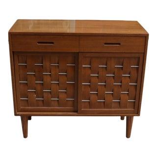 1960's Vintage Edward Wormley for Dunbar Cabinet For Sale
