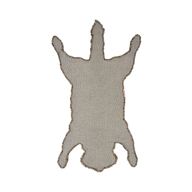 Bring some cheer to your room with this beautifully handmade Rocky Racoon Rug Large. The Rocky Racoon Rug Large is part of...
