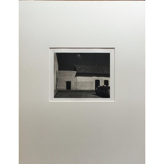 Paul Strand Attributed Photogravure Mexico, 1940s - Image 1 of 6