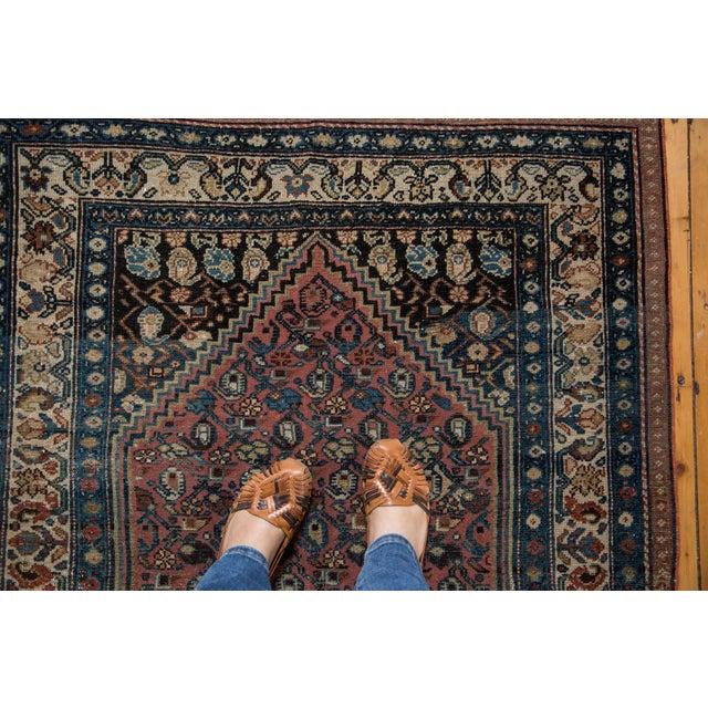 """Vintage Persian Malayer Rug - 3'8"""" X 5'6"""" - Image 2 of 8"""