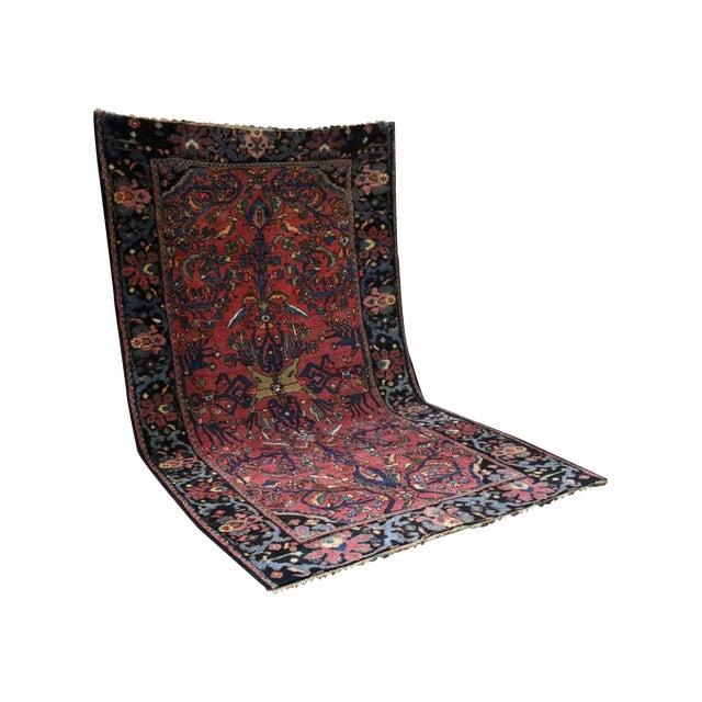 Helena Vintage Turkish Rug - 4′11″ × 8′3″ - Image 1 of 8