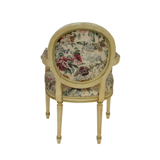 Kindel Louis XVI Style Dining Chairs- Set of 6 - Image 6 of 10