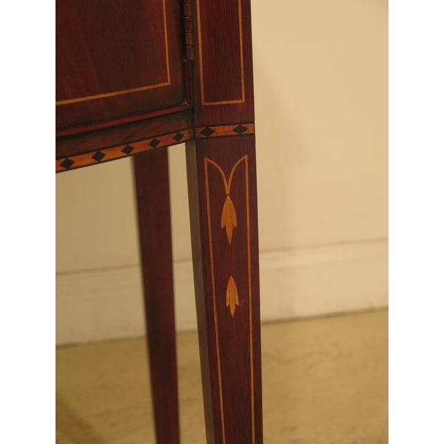 Henkel Harris Henkel Harris Inlaid Mahogany Federal Sideboard For Sale - Image 4 of 13