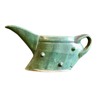 Jeff Oestreich Yunomis Studio Pottery Beaked Pitcher