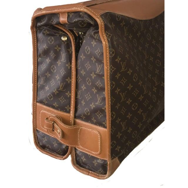 Mid-Century Modern 1970s Vintage Louis Vuitton Garment Bag For Sale - Image 3 of 13