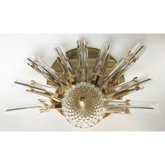 Vintage Stilkronen Crystals Sconces - A Pair For Sale - Image 4 of 5
