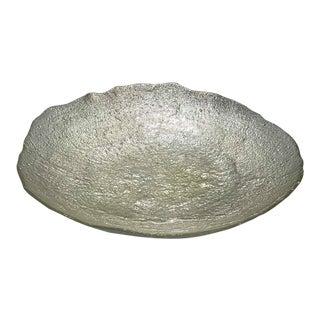Silverleaf Oversized Bowl For Sale