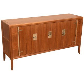 Modern Cabinet by Mastercraft For Sale