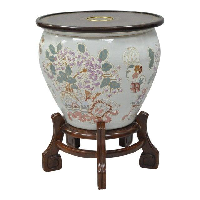 Drexel Heritage Ming Treasures Porcelain Chinese Urn - Image 1 of 10