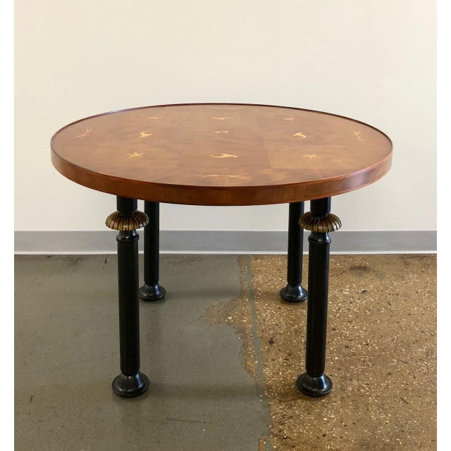 Neoclassic Coffee Table, Circa 1920 For Sale - Image 9 of 10