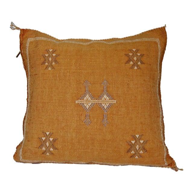 Moroccan Sabra Pillow For Sale