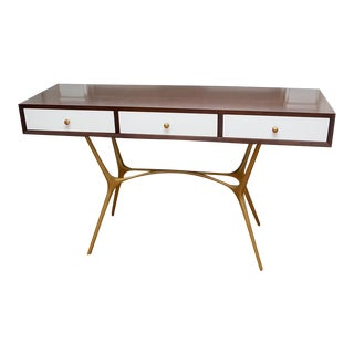 Hickory Chair Agnes Console Table