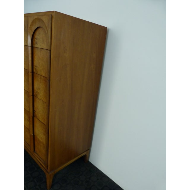 Thomasville Mid-Century 6-Drawer Dresser - Image 3 of 10