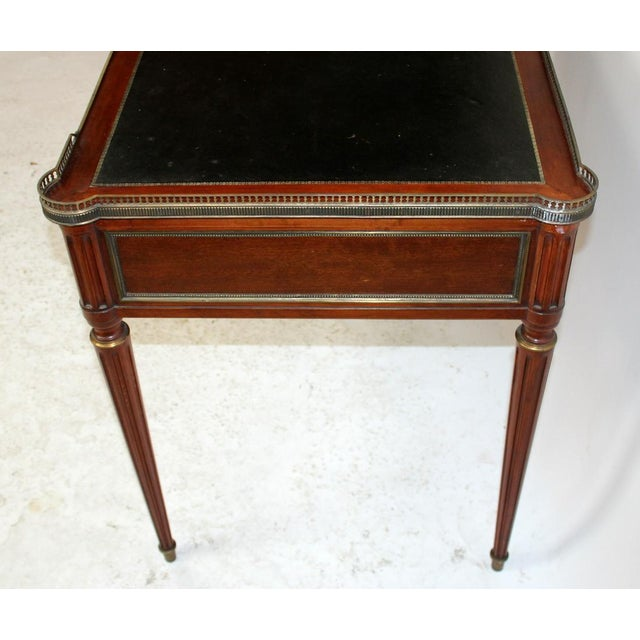 Directoire Style Bureauplat/Desk For Sale - Image 4 of 6