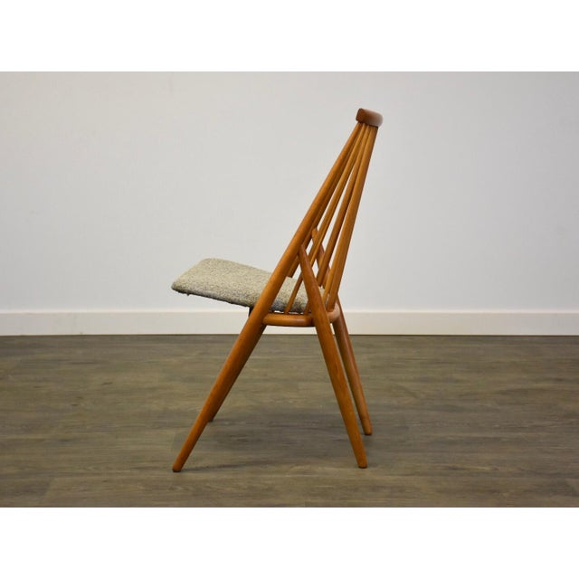 "Swedish ""Flamingo"" Desk Chair by Thea Leonard For Sale - Image 4 of 11"