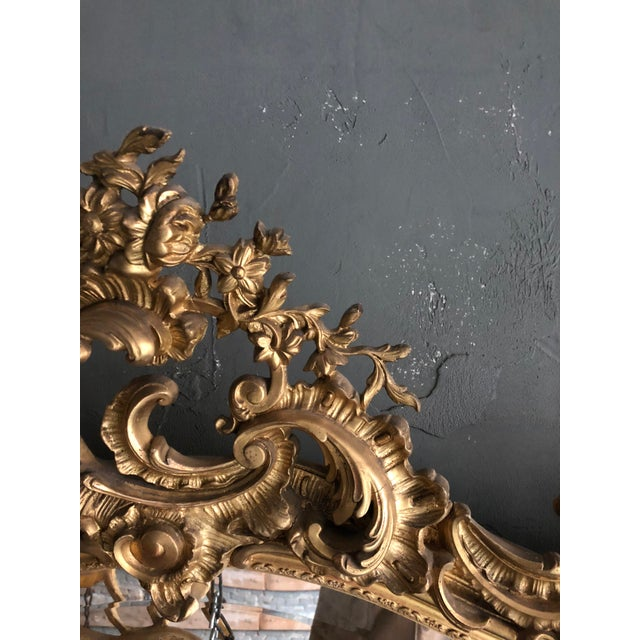 19th Century Mirror For Sale - Image 6 of 9