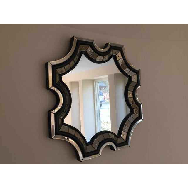 2000 - 2009 French Art Deco Mirror For Sale - Image 5 of 5