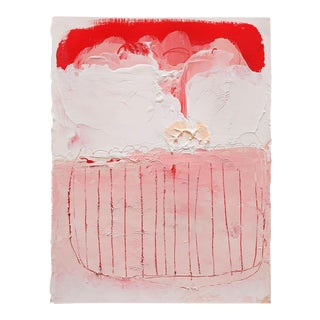 "Anya Spielman ""Cream Puff"", Painting For Sale"