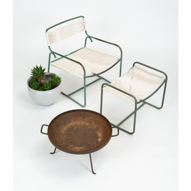 California Modern Barbecue or Brazier by Stan Hawk for Hawk House For Sale - Image 12 of 13