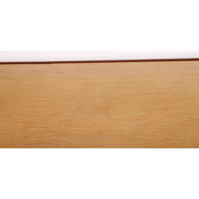 Tan 1980s Vintage Jay Spectre for Century Furniture Cerused Oak Dresser For Sale - Image 8 of 13