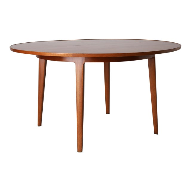 Bleached Mahogany Dining Table by Edward Wormley for Dunbar - Image 1 of 9
