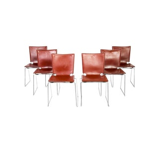 ICF Stacking Chairs - Set of 6