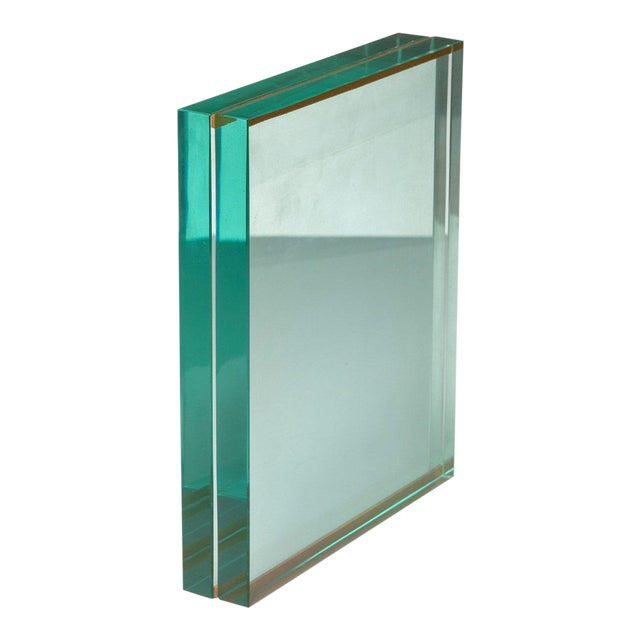 Fontana Arte Glass Table Frame For Sale
