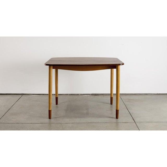 Danish Modern FINN JUHL Butterfly Table ca. 1950 For Sale - Image 3 of 4