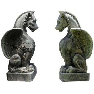 Winged Gargoyles