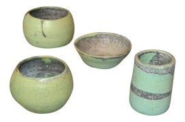 Image of Brown Decorative Bowls