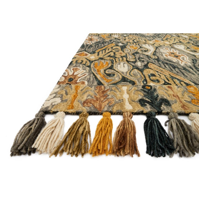 Adventurous in design and generous in texture, the Farrah Collection offers a well-crafted series of free-spirited rugs....