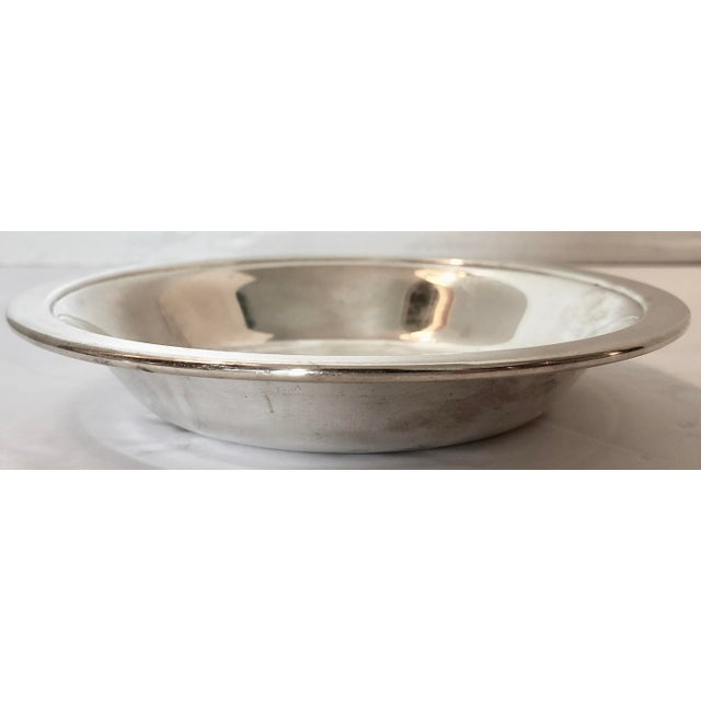 Reed & Barton Bowl & Candy Dish For Sale In Miami - Image 6 of 8