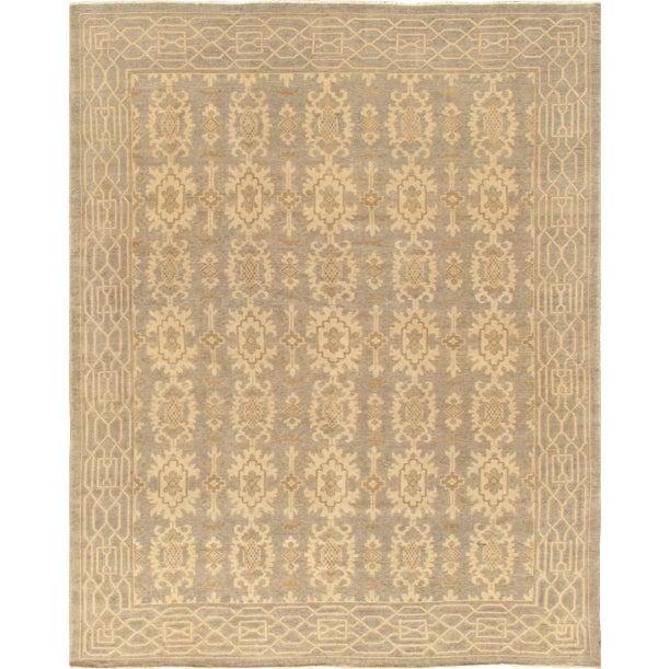 Pasargad Khotan Tan Traditional Rug - 6' x 9' - Image 1 of 2