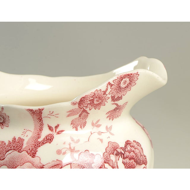 Farmhouse Johnson Brothers English Chippendale 32 Oz Pitcher For Sale - Image 3 of 6