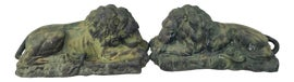 Image of Lion Statues