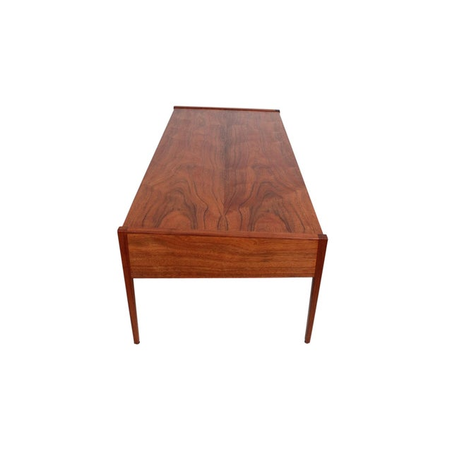 1960s Rare Architect's Desk by Jens Risom For Sale - Image 5 of 13