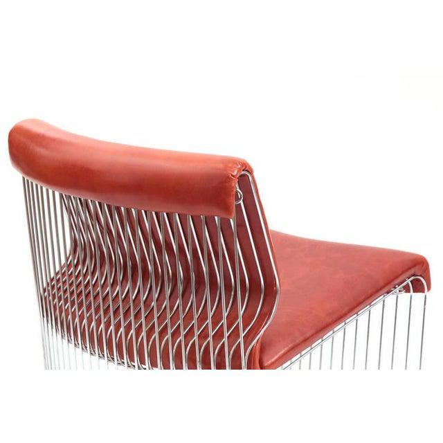 1970s Vintage Verner Panton for Fritz Hansen Pantonova Chairs- Set of 3 For Sale In Phoenix - Image 6 of 8
