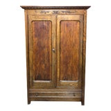 Image of 1920s Antique Early American Cupboard For Sale