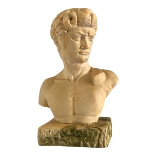 1980s Classic Museum Reproduction Bust For Sale