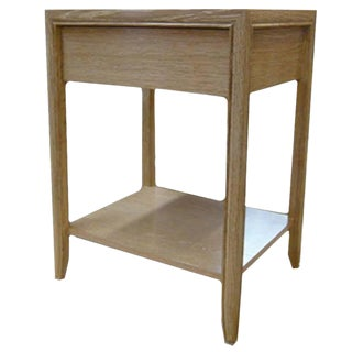 Customizable Westerby Single Drawer Nightstand