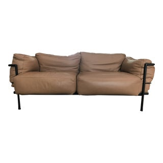 Vintage Le Corbusier for Alivar Lc2 Sofa
