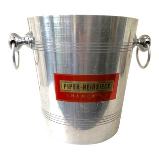French Piper Heidsieck Champagne Bucket