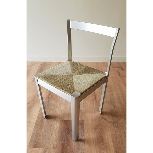 1980s Hank Loewestein Italian Dining Table & Chairs For Sale In Seattle - Image 6 of 13