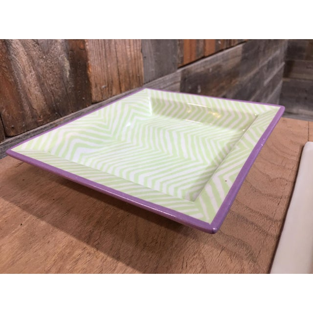 Contemporary Tozai Mini Tray Dishes - a Pair For Sale - Image 3 of 9