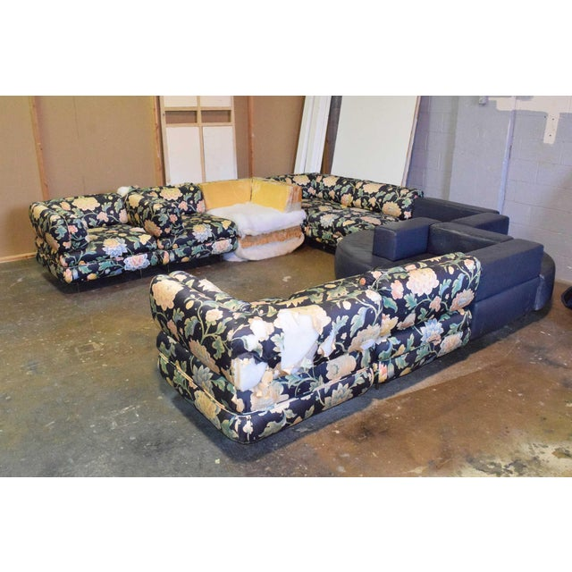 1960s Harvey Probber 11 Piece Cubo Modular Sofa For Sale - Image 5 of 13